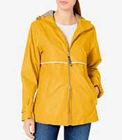 Charles River-Apparel women uk Rain Jacket