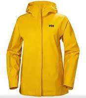 Helly Hansen man Waterproof Windproof raincoat
