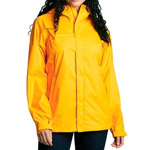 columbia women arcadia II rain jacket